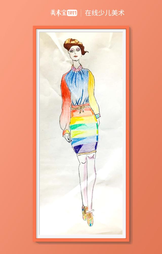 我是服装设计师