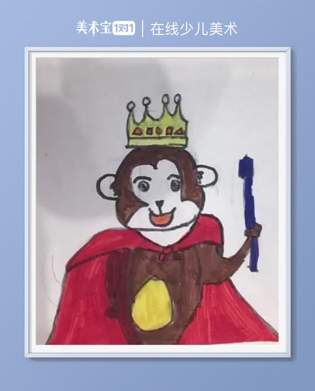 《动物国王》角色设计